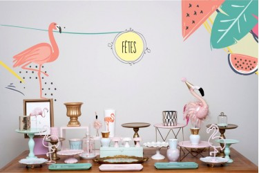 Kit Flamingos