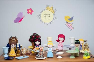 Kit Princesas