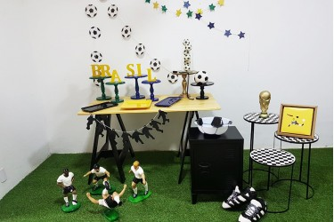 Kit Copa Mesa Redonda