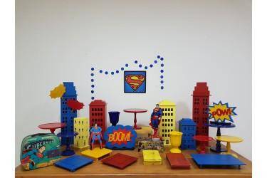 Kit Super Homem