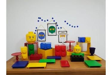 Kit Ninjago Lego 1