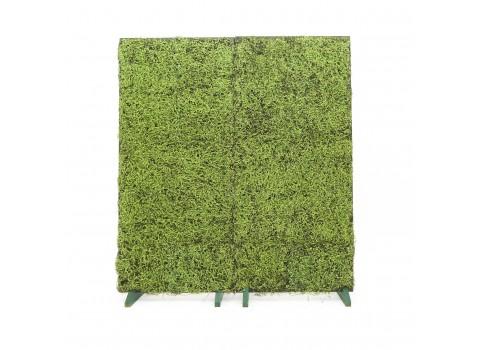 Painel Folhas Verdes
