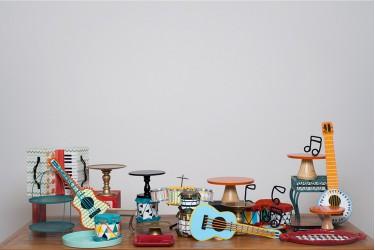 Kit Instrumentos Musicais
