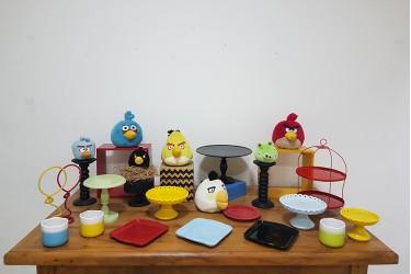 Kit Angry Bird Grande