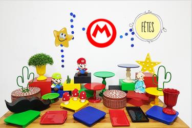 Kit Mario Bros 1