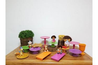 Kit Dora Aventureira 1